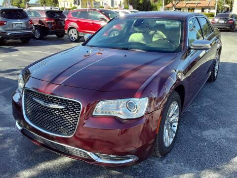 2016 Chrysler 300 for sale at YOUR BEST DRIVE in Oakland Park FL