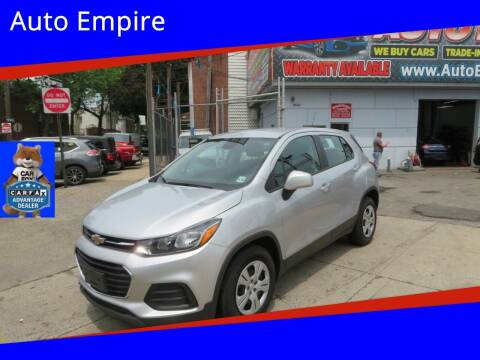 2017 Chevrolet Trax for sale at Auto Empire in Brooklyn NY