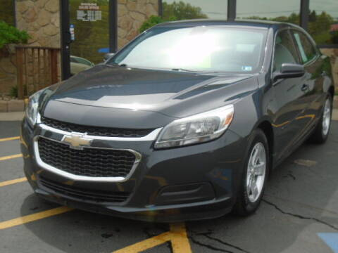 2014 Chevrolet Malibu for sale at Rogos Auto Sales in Brockway PA
