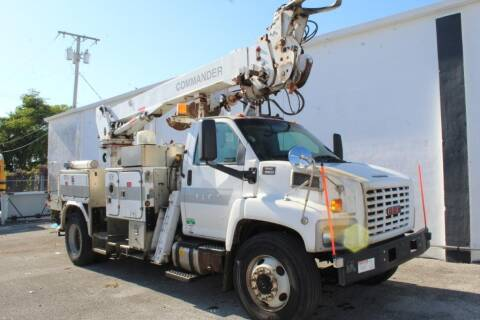 2005 GMC C8500 for sale at Truck and Van Outlet in Miami FL
