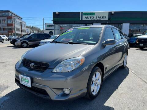 2007 Toyota Matrix for sale at Wakefield Auto Sales of Main Street Inc. in Wakefield MA