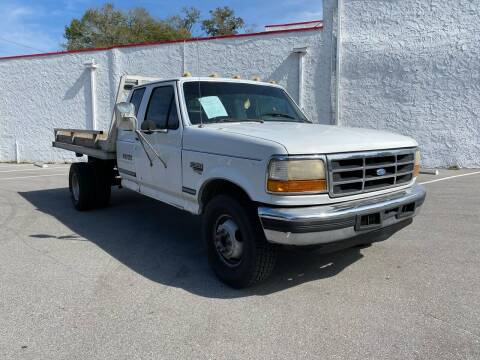1997 Ford F-350 for sale at LUXURY AUTO MALL in Tampa FL