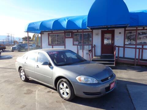 2006 Chevrolet Impala for sale at Jim's Cars by Priced-Rite Auto Sales in Missoula MT