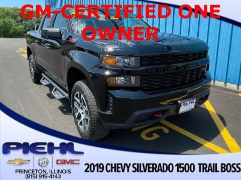 2019 Chevrolet Silverado 1500 for sale at Piehl Motors - PIEHL Chevrolet Buick Cadillac in Princeton IL
