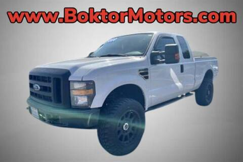 2009 Ford F-350 Super Duty for sale at Boktor Motors in North Hollywood CA