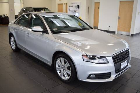 2010 Audi A4 for sale at BMW OF NEWPORT in Middletown RI