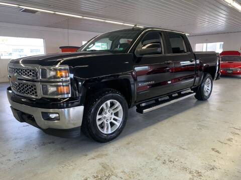 2015 Chevrolet Silverado 1500 for sale at Stakes Auto Sales in Fayetteville PA