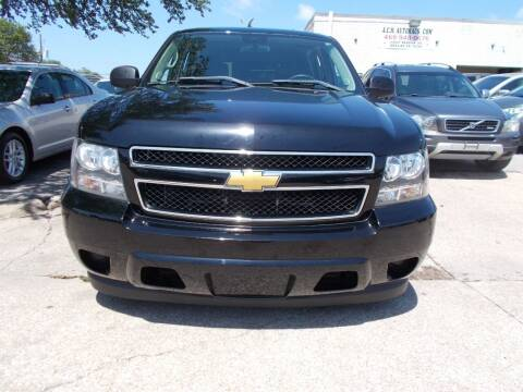 2013 Chevrolet Tahoe for sale at ACH AutoHaus in Dallas TX