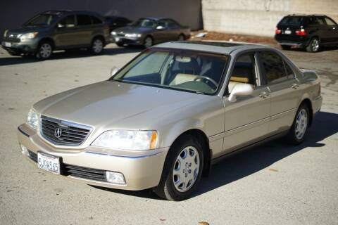 1999 Acura RL for sale at Sports Plus Motor Group LLC in Sunnyvale CA