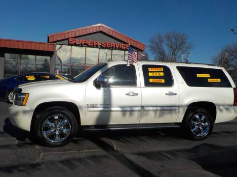 2008 Chevrolet Suburban for sale at Super Service Used Cars in Milwaukee WI