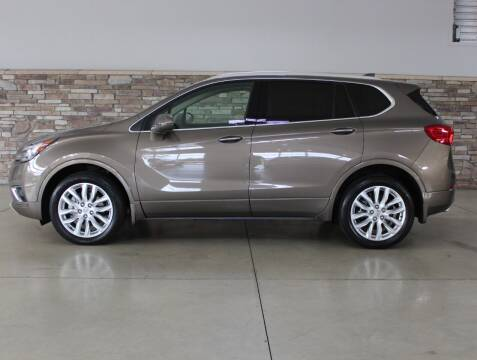 2019 Buick Envision for sale at Bud & Doug Walters Auto Sales in Kalamazoo MI