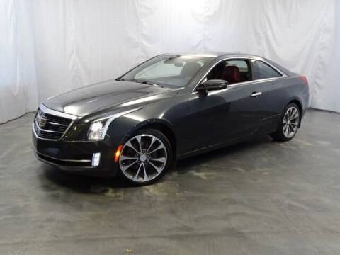 2015 Cadillac ATS for sale at United Auto Exchange in Addison IL
