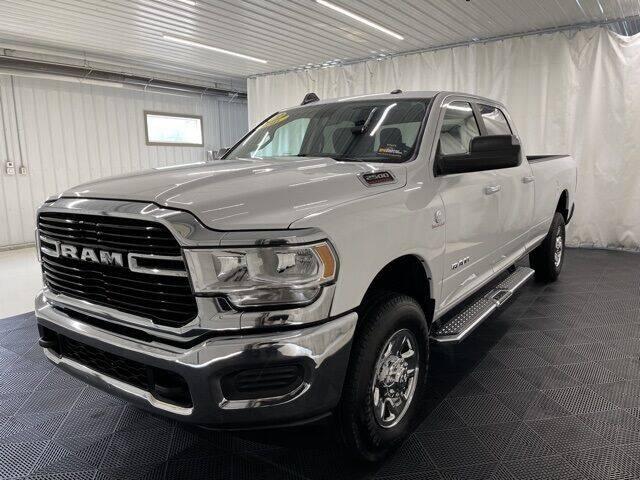 2019 RAM Ram Pickup 2500 for sale at Monster Motors in Michigan Center MI