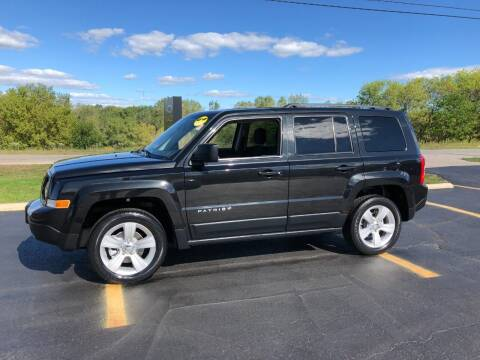 2011 Jeep Patriot for sale at Fox Valley Motorworks in Lake In The Hills IL