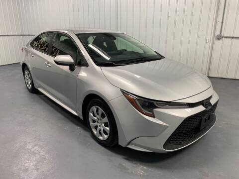 2020 Toyota Corolla for sale at Elite Motors in Uniontown PA