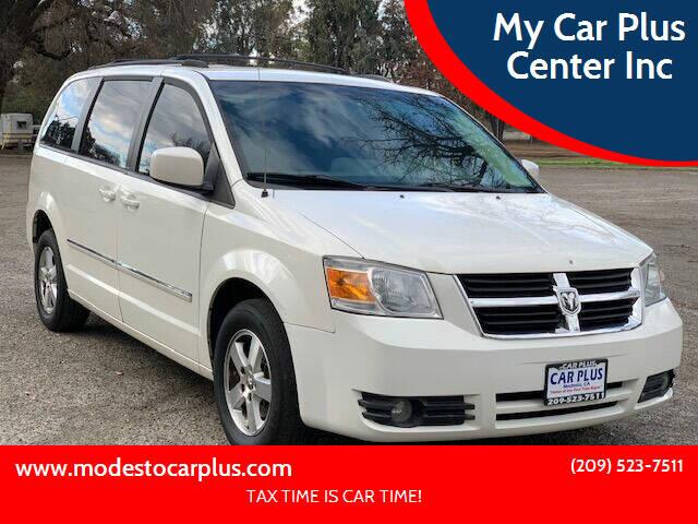 2008 Dodge Grand Caravan for sale at My Car Plus Center Inc in Modesto CA