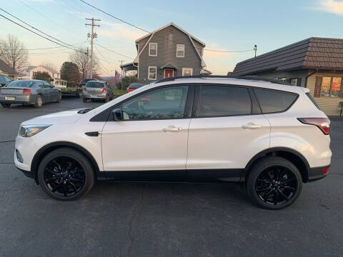 2017 Ford Escape for sale at MAGNUM MOTORS in Reedsville PA