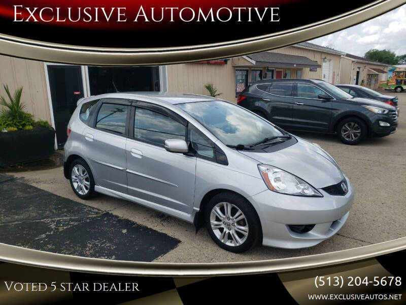 2011 Honda Fit for sale at Exclusive Automotive in West Chester OH
