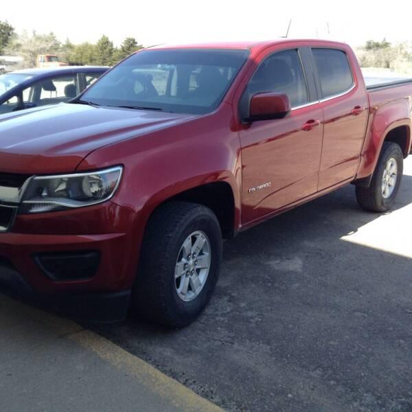 2016 Chevrolet Colorado for sale at Melton Chevrolet in Belleville KS