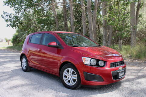 2012 Chevrolet Sonic for sale at Northwest Premier Auto Sales in West Richland And Kennewick WA
