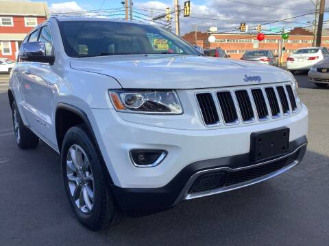 2014 Jeep Grand Cherokee for sale at Active Auto Sales in Hatboro PA