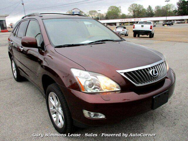 2008 Lexus RX 350 for sale at Gary Simmons Lease - Sales in Mckenzie TN