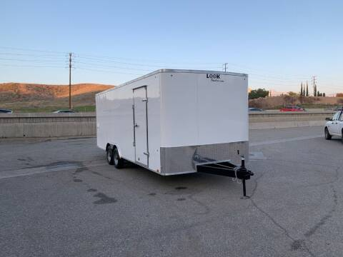 2021 Look Trailers ST85X22TE3 ENTRY LEVEL CAR/TOY