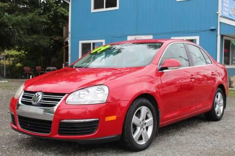 2009 Volkswagen Jetta for sale at Sarabi Auto Sale in Puyallup WA
