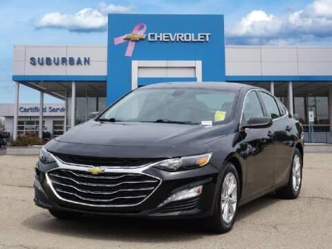 2019 Chevrolet Malibu for sale at Suburban Chevrolet of Ann Arbor in Ann Arbor MI