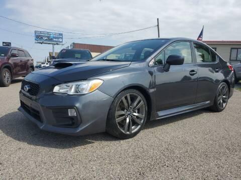 2018 Subaru WRX for sale at Revolution Auto Group in Idaho Falls ID