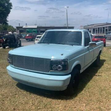 1993 Ford F-150 for sale at CARZ4YOU.com in Robertsdale AL