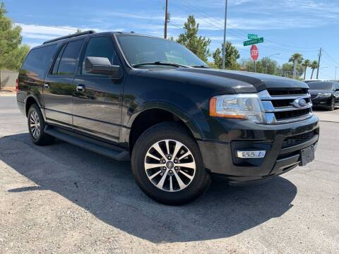 2015 Ford Expedition EL for sale at Boktor Motors in Las Vegas NV
