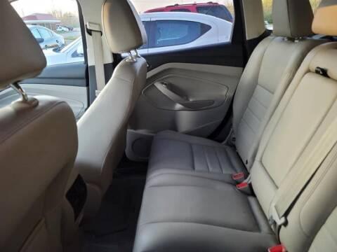 2013 Ford Escape for sale at Claborn Motors, INC in Cambridge City IN