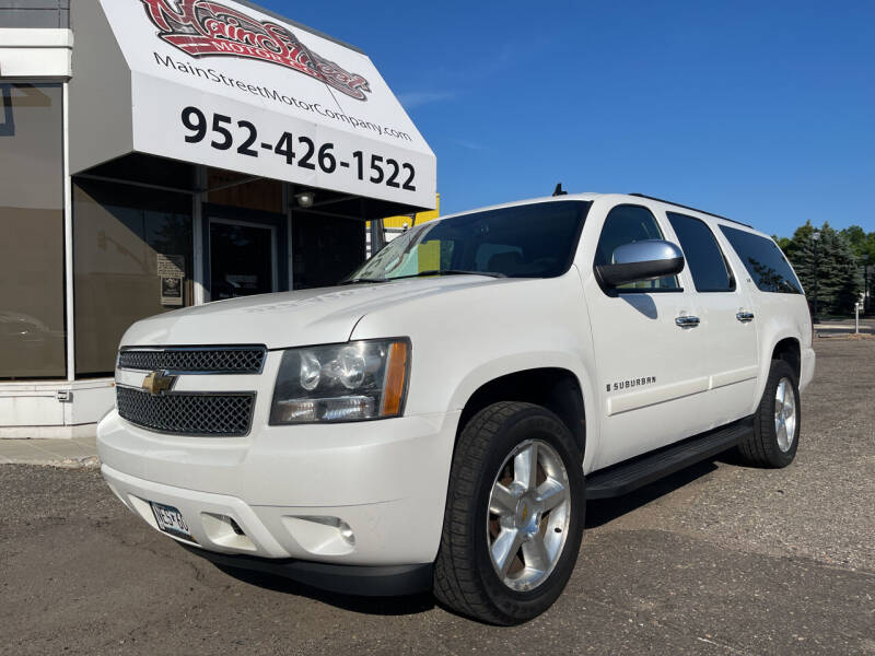 2007 Chevrolet Suburban for sale at Mainstreet Motor Company in Hopkins MN