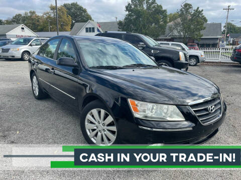 2009 Hyundai Sonata for sale at Integrity Auto Sales in Brownsburg IN