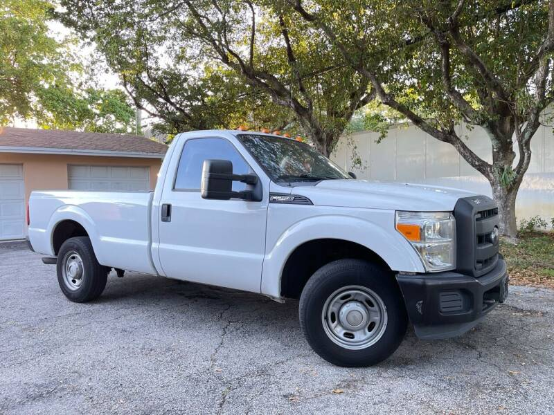 2015 Ford F-250 Super Duty for sale at Citywide Auto Group LLC in Pompano Beach FL