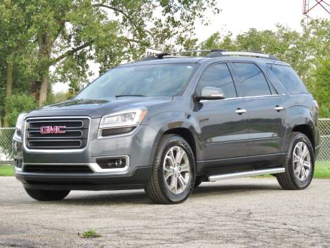 2014 GMC Acadia for sale at Tonys Pre Owned Auto Sales in Kokomo IN
