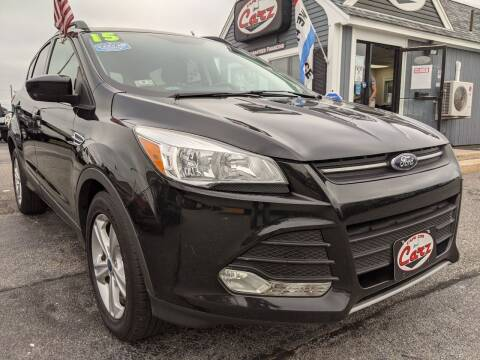 2015 Ford Escape for sale at Cape Cod Carz in Hyannis MA