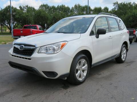 2015 Subaru Forester for sale at Low Cost Cars North in Whitehall OH