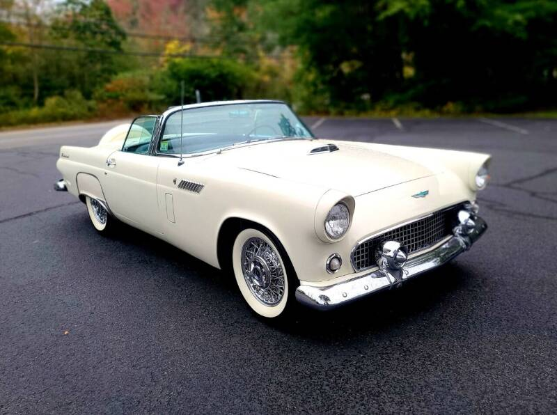 1956 Ford Thunderbird for sale at Flying Wheels in Danville NH