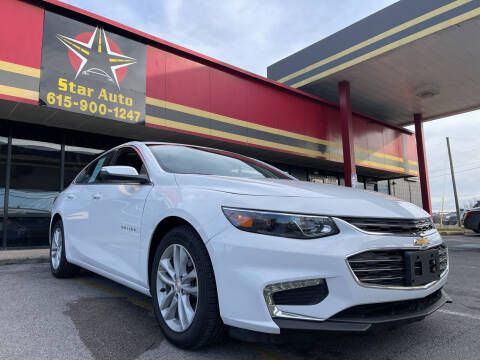 2018 Chevrolet Malibu for sale at Star Auto Inc. in Murfreesboro TN