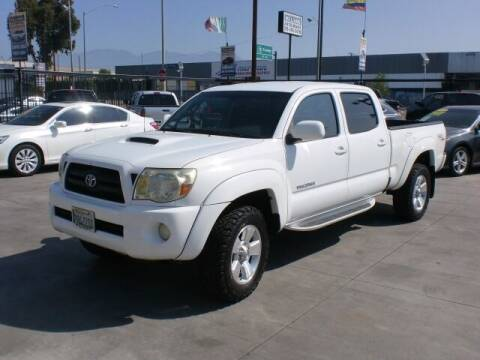 2006 Toyota Tacoma for sale at Williams Auto Mart Inc in Pacoima CA