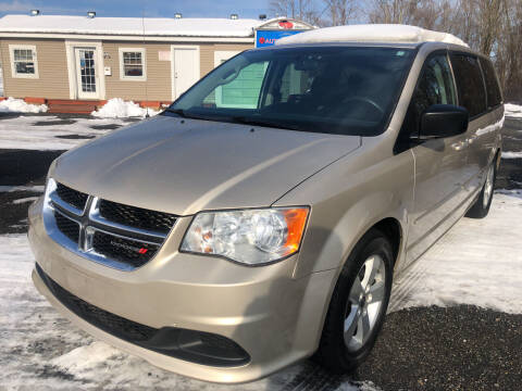 2013 Dodge Grand Caravan for sale at AUTO OUTLET in Taunton MA