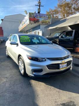 2018 Chevrolet Malibu for sale at LA PLAYITA AUTO SALES INC - 3271 E. Firestone Blvd Lot in South Gate CA