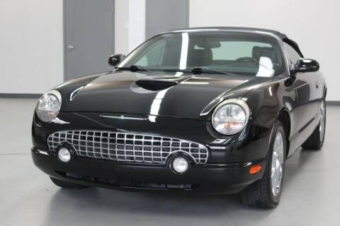 2002 Ford Thunderbird for sale at Mag Motor Company in Walnut Creek CA