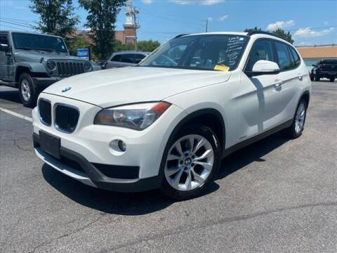 2014 BMW X1 for sale at iDeal Auto in Raleigh NC