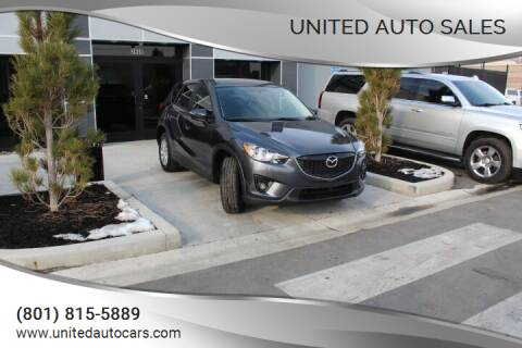 2015 Mazda CX-5 for sale at UNITED AUTO in Millcreek UT