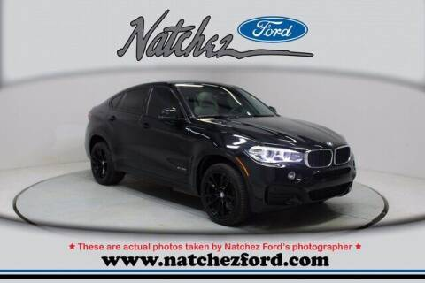 2018 BMW X6 for sale at Auto Group South - Natchez Ford Lincoln in Natchez MS