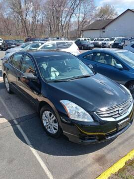 2012 Nissan Altima for sale at Balfour Motors in Agawam MA