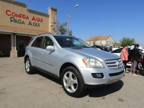 2008 Mercedes-Benz M-Class for sale at Import Motors in Bethany OK